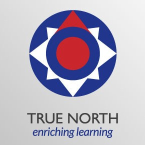 Crafting a symbol: True North